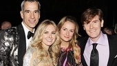 Catch Me If You Can Opening Night – Jerry Mitchell – Laura Bell Bundy – Nell Benjamin – Laurence O'Keefe