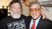Tony Bennett Bengal – Robin Williams – Tony Bennett