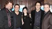 Intelligent Homosexual's Guide Opening Night – Oskar Eustis – Michael Greif – Mandy Hackett – Tony Kushner – James Houghton