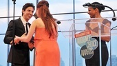 2011 Audience Choice Awards Ceremony – Nick Adams – Sierra Boggess – Audra McDonald