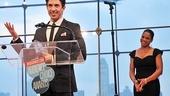 2011 Audience Choice Awards Ceremony – Nick Adams – Audra McDonald