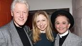 Anything Goes – Bill Clinton Visit – Bill Clinton – Chelsea Clinton – Joel Grey