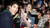 How to Succeed – Team StarKid Visit – Darren Criss