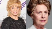 Downton Abbey Casting - Elaine Paige