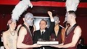 Anything Goes - Joel Grey Sleep No More Birthday – masked men - Joel Grey