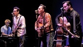 Million Dollar Quartet - Austin preview - Colte Julian - Dan Mills - Steve Benoit - Robert Shaw