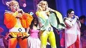 Mamma Mia – 2012 New Cast Opening Night – Felicia Finley – Judy McLane – Lauren Cohn