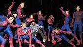 Spider-Man – Danell Leyva Visit – Danell Leyva