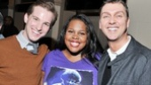 Cotton Club Parade- Justin Bowen- Amber Riley- Warren Carlyle