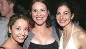 Jennifer Cody, Jennifer Laura Thompson and Spencer Kayden.
