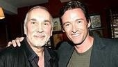Winners Frank Langella (Match) and Hugh Jackman (The Boy from Oz).