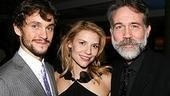 Photo Op - Pygmalion opening - Hugh Dancy - Claire Danes - Boyd Gaines