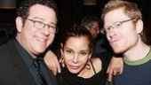 Broadway In the Heights Opening - Daphne Rubin-Vega - Anthony Rapp - Michael Greif