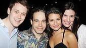 Nero at Vassar - Steven Sater - Michael Arden - Lea Michele - Idina Menzel