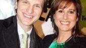 Shrek the Musical Opening Night – Sebastian Arcelus – Stephanie J. Block