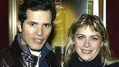 Chicago Movie Premiere - John Leguizamo - Justine Maurer