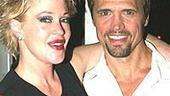 Melanie Griffith Chicago Opening - Melanie Griffith - Brent Barrett