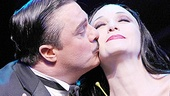 Show Photos - Addams Family (bway) - Nathan Lane - Bebe Neuwirth (kiss)