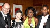 2010 Tony Winners Circle – Scott Rudin – Carole Shorenstein Hays – Viola Davis – Denzel Washington