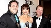 2010 Tony Winners Circle – David Babani – Catherine Zeta-Jones – Douglas Hodge