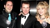 2010 Tony Winners Circle –David Babani – Douglas Hodge – Sonia Friedman