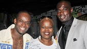 Jason Mraz at Fela – Sahr Ngaujah – Lillias White – James Ihedigdo