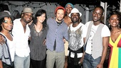 Jason Mraz at Fela – Jason Mraz – cast
