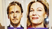 Marin Mazzie and Jason Danieley Debut in Next to Normal – Jason and Marin posters