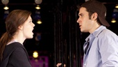Meghann Fahy as Natalie and Adam Chanler-Berat as Henry in Next to Normal.