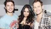 Zac Efron and Vanessa Hudgens at Memphis – Zac Efron – Vanessa Hudgens – Chad Kimball