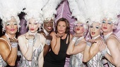 The Countess at La Cage aux Folles – Countess LuAnn de Lesseps – The Cagelles