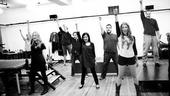 Photo Op: Bloody Bloody Andrew Jackson in Rehearsal – Kate Cullen Roberts - Ben Steinfeld – Maria Elena Ramirez – Greg Hildreth – Nadia Quinn – Darren Goldstein