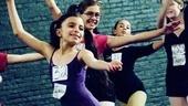 Billy Elliot Ballet Girls Open Call – ballet combination performance