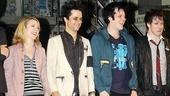 Billie Joe Idiot -  Mary Faber – Michael Esper – Billie Joe Armstrong – John Gallagher Jr.