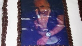Dee Snider Rock of Ages opening night – Dee Snider cake