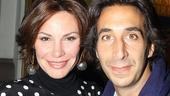 A Life in the Theatre Opening Night – LuAnn de Lesseps – boyfriend Jacques Azoulay