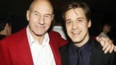A Life in the Theatre Opening Night – Patrick Stewart – T.R. Knight