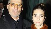 A Life in the Theatre Opening Night – David Mamet – daughter Clara