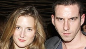 Angels in America Opening Night – Grace Gummer – Rightor Doyle