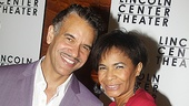 Women on the Verge Opening Night – Brian Stokes Mitchell – Allyson Tucker