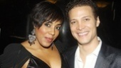 Women on the Verge Opening Night – de'Adre Aziza – Justin Guarini