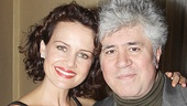 Women on the Verge Opening Night – Carla Gugino – Pedro Almodovar