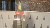 Jersey Boys at Empire State Building – Empire State Building model