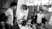 Day in the Life of Justin Guarini – Justin Guarini (dressing room 1)
