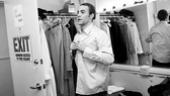 Day in the Life of Justin Guarini – Justin Guarini (shirt)