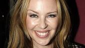 Kylie Minogue & Graham Norton at La Cage aux Folles – Kylie Minogue