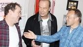 Kylie Minogue & Graham Norton at La Cage aux Folles – Douglas Hodge – Kelsey Grammer – Graham Norton (talking)