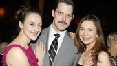 The Importance of Being Earnest Opening Night – Sara Topham – David Furr – Donna Murphy