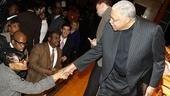 James Earl Jones 80th Birthday – James Earl Jones (shaking hands)