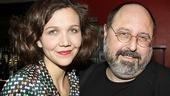 Three Sisters open - Maggie Gyllenhaal - Brian Kulick -